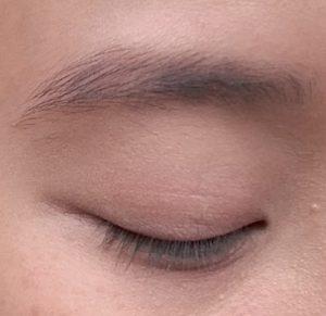 Step 1: priming the eyes