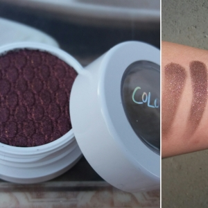 Super Shock Shadow: Stereo, Left Swatch: Brush, Right Swatch: Finger