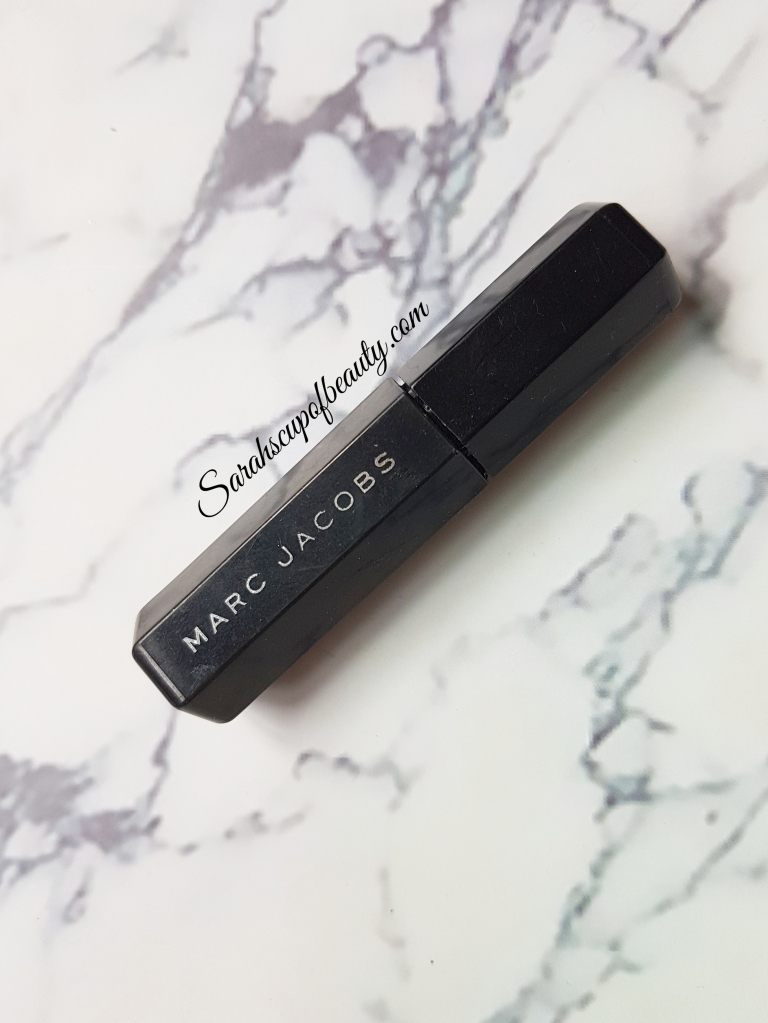 empties: Marc Jacob Velvet Noir mascara
